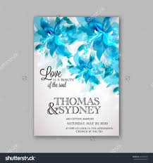 Church Anniversary Invitation Cards Wedding Card Or Invitation With Abstract Floral Background
