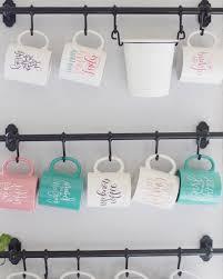 ikea mug rack in chalkfulloflove u0027s kitchen snag a mug at
