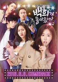 dramanice my queen baek hee has returned at dramanice kdrama pinterest kdrama