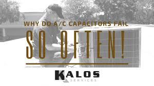 what is an a c capacitor and why do they fail so often kalos
