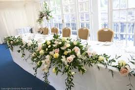 engaging image of dining table decoration using light brown burlap