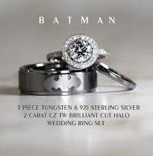 batman wedding band batman wedding rings r1 wedding dress party