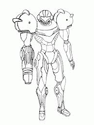 coloring download metroid coloring pages metroid prime coloring