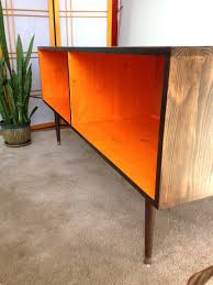 Mid Century Record Cabinet by Mid Century Modern Record Player Cabinet Media Table Tv Stand