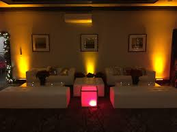 Living Room Uplighting We Bring Events To Life