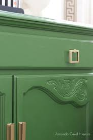 chest painted with behr paint in the color pine scent gorgeous