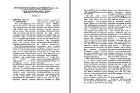 artikel format paper ilmiah contoh karya ilmiah tentang pasar tradisional pedagang kaki lima dan