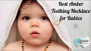 teething necklace baby images Best amber teething necklace for babies jpg