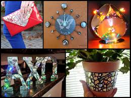 diy room or home decoration captivating recycling ideas for home