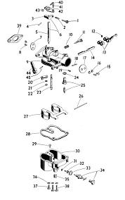 zenith 10956 carburetor kit manual and parts