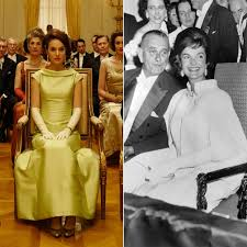 Jackie Halloween Costume Natalie Portman Jackie Kennedy Style Pictures Popsugar Fashion