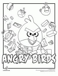 hatch warren infant angry bird colouring pages