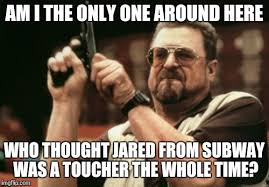 Jared Meme - jared from subway imgflip