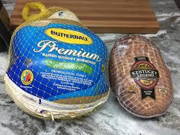 butterball turkey marinade turkey ham balls gravy for employee party