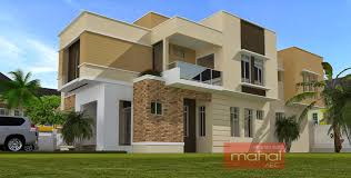 contemporary nigerian residential architecture b ola house 5 bedroom duplex