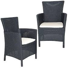 Wicker Outdoor Furniture Ebay by Allibert Victoria Rattan Style Garden Furniture Set Allibert