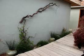 concrete garden walls architecturestylish outdoor with stone