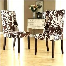 Accent Desk Chair Cow Print Office Chair Themoxie Co