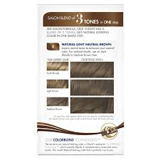 Color Neutral by Amazon Com Clairol Nice U0027n Easy Hair Color 116 Natural Light