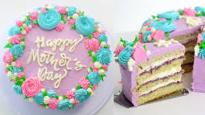 how to make a mother u0027s day cake easy cake message hack recipe