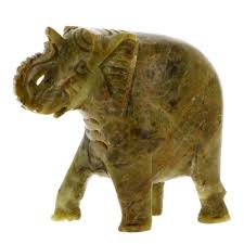 Indian Home Decor Stores Stoneware Indian Elephant Soap Stone Home Decor 4 Inches Ebay