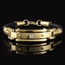 bracelet gold leather man images 343 best men 39 s bracelets images bracelets man jpg
