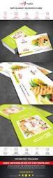 restaurant business card by redpencilmedia graphicriver