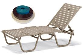 Woodard Patio Furniture Replacement Parts - patio lounge chair straps patio outdoor decoration
