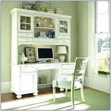White Computer Desk Hutch Best 25 Desk With Hutch Ideas On Pinterest