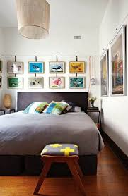 Bedroom Wall Framed Art Above The Headboard Decorating Product Image Bedroom Apartment
