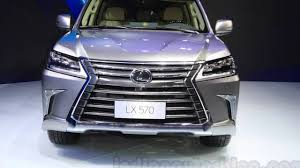 2016 lexus lx 570 pricing 2016 lexus lx 570 suv indian launch to take place next year youtube