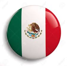 Mexico Flag Symbol Mexican Flag Design Icon Stock Photo Picture And Royalty Free
