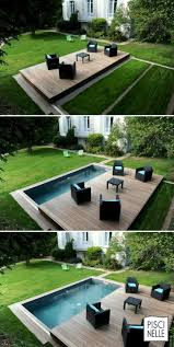 Small Backyard Ideas With Pool Small Backyard Pools Ideas Home Outdoor Decoration