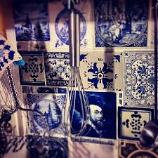 Blue Kitchen Tiles 75 Best Delft Blue Images On Pinterest Holland Blue And White