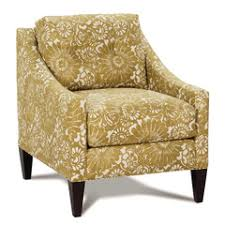 Paisley Accent Chair Accent Chairs Cover Type Paisley Brand Rowe Furniture Home