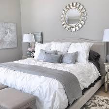 Bedroom Design Decor Best 25 White Gray Bedroom Ideas On Pinterest Bedding Master