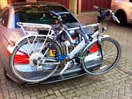 Convertible Or Cabriolet Bike Rack Carrier