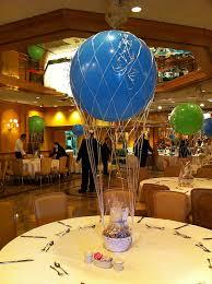 hot air balloon centerpiece centerpieces united states new york city balloons