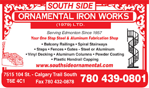 southside ornamental iron works strathcona