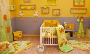 création déco chambre bébé déco chambre savane