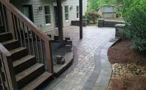 Yard Patio Create A Rock Patio In Your Yard Hometalk