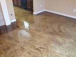 stained concrete floors photos floor decor memphis acid stained