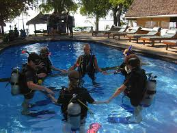 contact blue marine dive gili air
