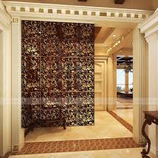 traditional chinese room divider med art home design posters