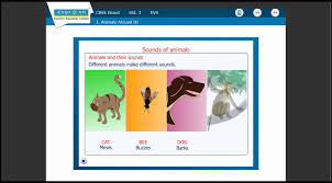 evs animals around us class iii youtube