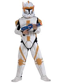padme halloween costumes deluxe yellow clone trooper commander cody deluxe halloween star