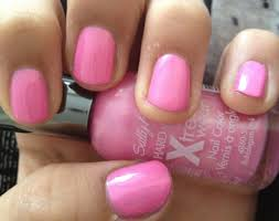 nail polish of the month bubblegum pink youtube