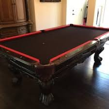 Championship Billiard Felt Colors Move Pool Table Pros 25 Photos U0026 27 Reviews Pool U0026 Billiards
