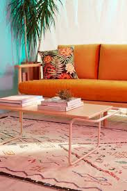 carlton wooden coffee table urban outfitters