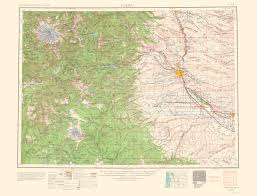 Topographic Map Seattle Chasing The Northern Crested Caracara Drews Journal Map Index Of
